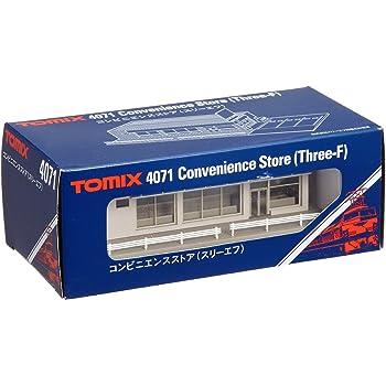 TOMIX Nゲージ コンビニエンスストア スリーエフ 4071 鉄道模型用品