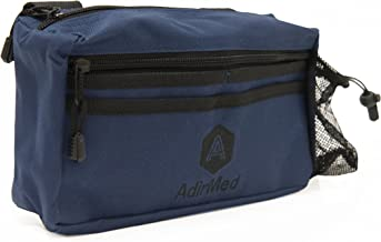 AdirMed Wheelchair Pouch - Rollator Pouch - Walker Pouch - Blue