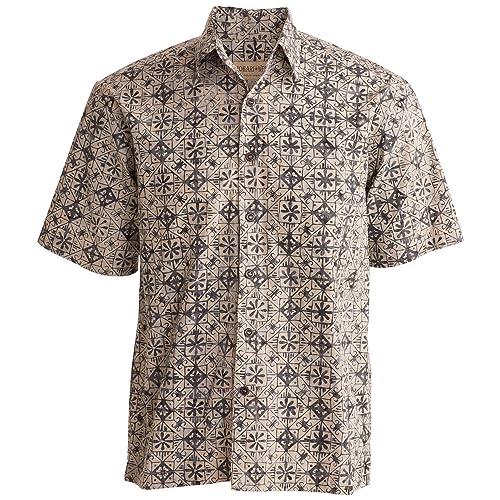 Johari West Celtic Dawn Red Men/'s Casual Hawaiian Shirts
