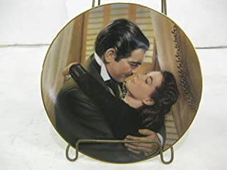 Plate WS George Marry Me, Scarlett! First Issue in The Critic's Choice: Gone with The Wind Series Decorative
