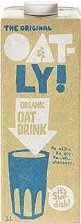 Oatly Oat Drink Organic 1 Litre (Pack of 6)