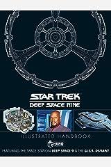 Star Trek: Deep Space 9 & The U.S.S Defiant Illustrated Handbook Hardcover