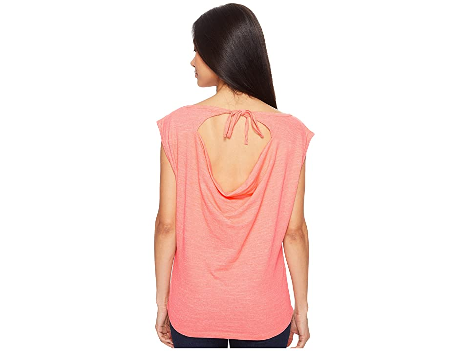 Prana Constance Top (Summer Peach) Women
