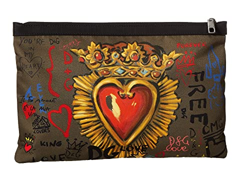 Dolce & Gabbana Sacred Heart Pouch