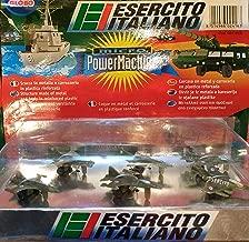 MicroMachines Carabinieri 5 veicoli auto e aereo HASBRO
