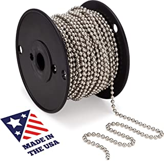 Best nickel plated chain by the foot Reviews