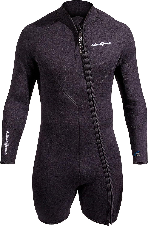 NeoSport Men's Premium Sale SALE% OFF Neoprene 7mm Jacket Waterman Mesa Mall Wetsuit