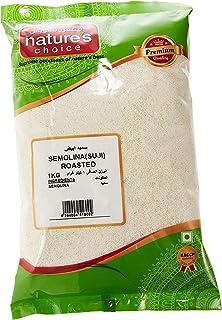 Natures Choice Semolina (Suji) Roasted, 1 kg