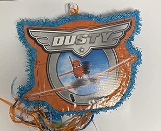 Disney Dusty Planes Pull String Pinata
