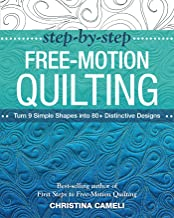 Best step by step free motion quilting Reviews