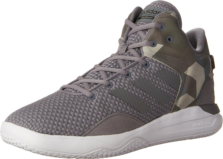 Adidas NEO Men's Cloudfoam Revival Mid Basketball shoes