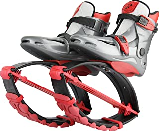 Joyfay Unisex Fitness Jump Shoes Bounce Shoes Please Check Size Chart Medium(Child 12.5-2.5), Large(Y 3-4, W 5)