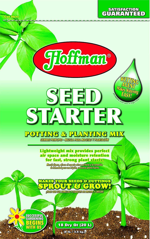 Low price Hoffman Luxury goods 30118 Seed Starter Quarts 18 Soil