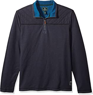 Men's Mountain Fleece Long Sleeve 1/4 Zip Pullover
