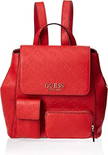 GUESS Womens Ilenia Ilenia Pocket Backpack