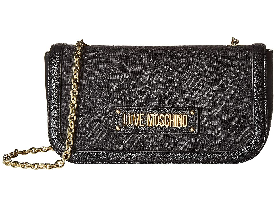 LOVE Moschino - LOVE Moschino Logo Jacquard Crossbody