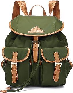 nuovo concetto b6188 c9f6c Amazon.it: Verde - Borse a zainetto / Donna: Scarpe e borse