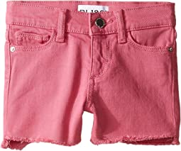 DL1961 Kids - Lucy Cut Off Shorts in Sherbet (Toddler/Little Kids)