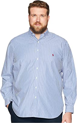 Big & Tall Stretch Poplin