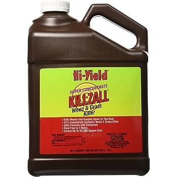 Voluntary Purchasing Group 33693 Hi-Yield Killzall Weed and Grass Killer, 1-Gallon