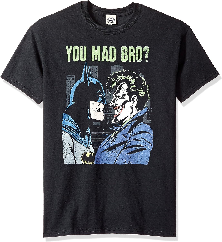 Max 80% OFF Max 45% OFF DC Comics Men's Batman Dynamic Duo Graphic T-Shirt