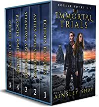 The Immortal Trials: The Complete Series