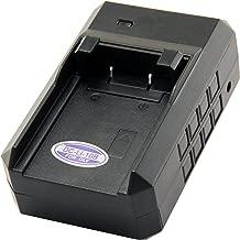 STK's Olympus LI-10B LI-12B Battery Charger - for Olympus Stylus 600, Stylus 300, Stylus 800, Stylus 1000, Stylus 410, Stylus 500, Stylus 400, IR-500, FE 200, Camedia C-50 Zoom, Camedia C-60 Zoom, Camedia C-765 Ultra Zoom, Camedia C-5000 Zoom, Camedia C-770 Ultra Zoom, Olympus LI-10C Battery Charger