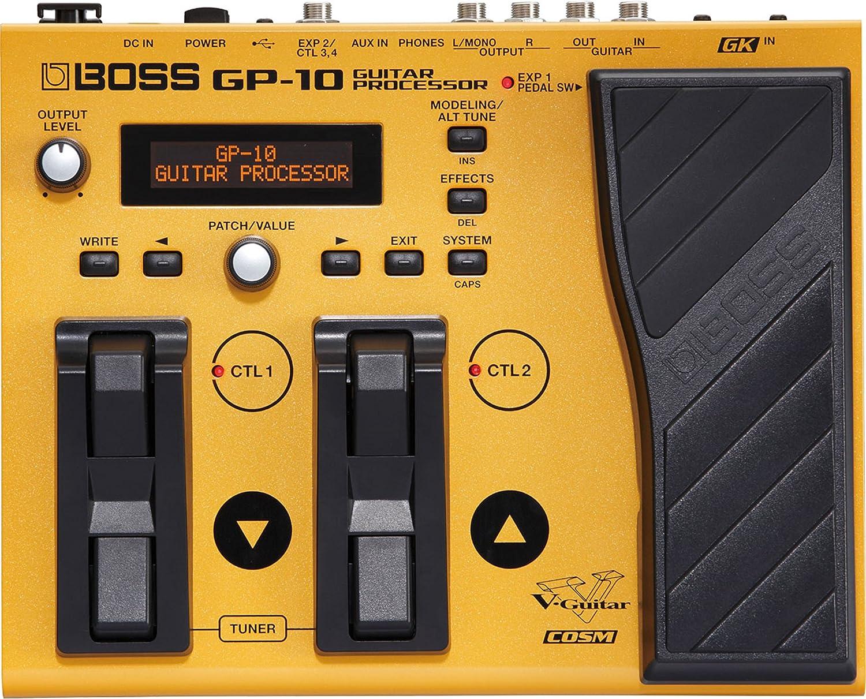 BOSS GP-10GK - Procesador de guitarra