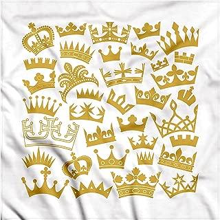 Best silhouette queen crown Reviews