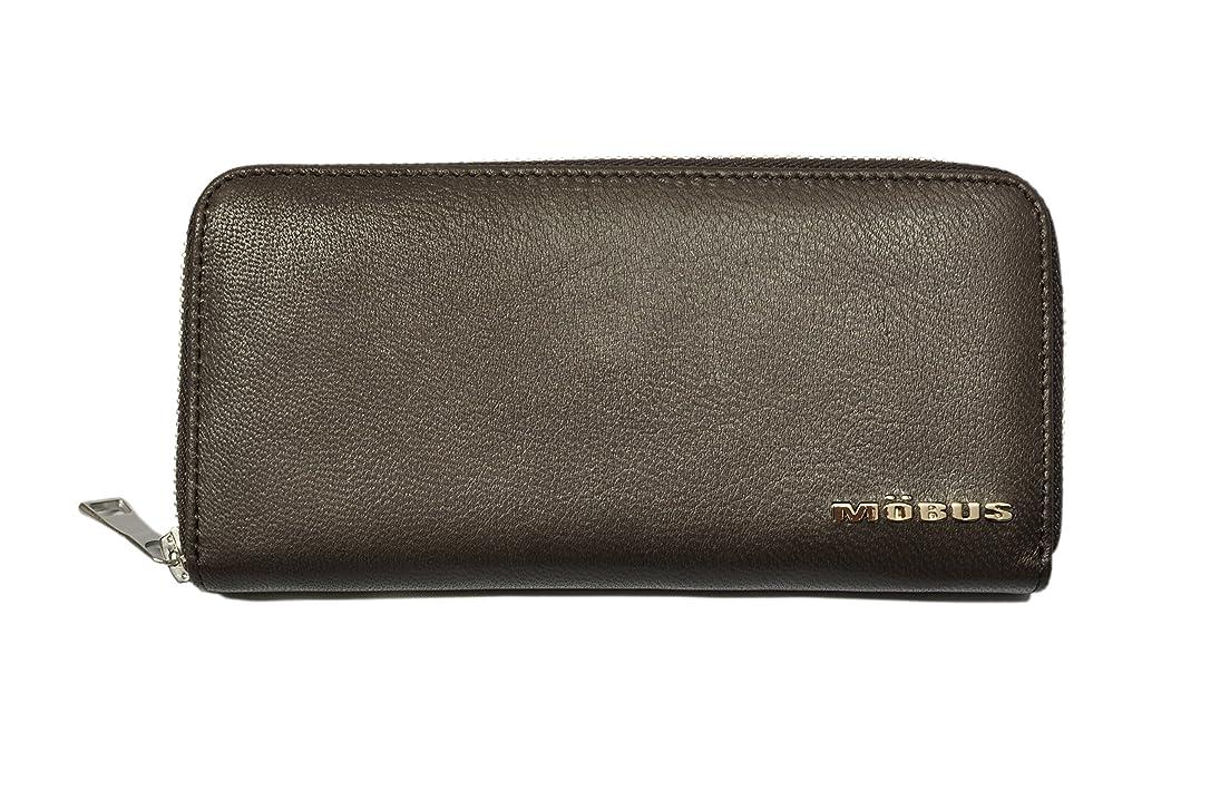 良さ見込み幸運なモーブス [MOBUS] メンズ財布 長財布 ラウンドファスナー RF ウォレット MOS-242 レザー製 札入れ 羊革