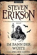 Das Spiel der Götter (3): Im Bann der Wüste (German Edition)