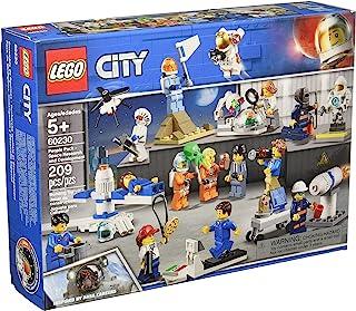 LEGO City Pack De Minifiguras Investigación Y Desarrollo Es