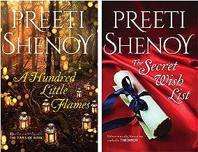 A Hundred Little Flames + Secret Wish List (Set of 2 Books)