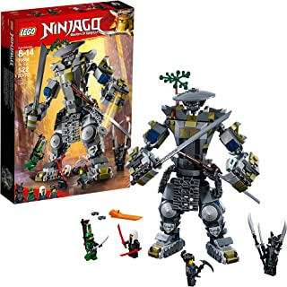 LEGO NINJAGO Masters of Spinjitzu: Oni Titan 70658 Building Kit (522 Pieces)