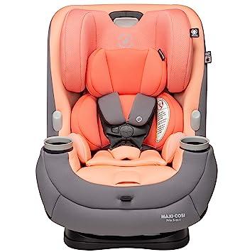 Maxi-Cosi Pria 3-in-1 Convertible Car Seat, Peach Amber: image