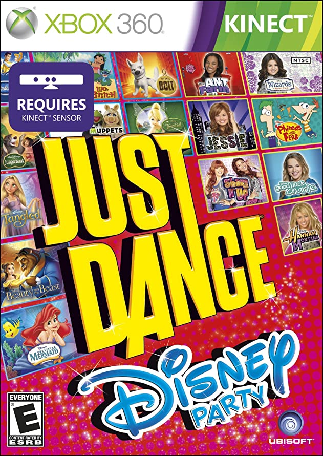 Just Dance: Disney Party XBOX 360