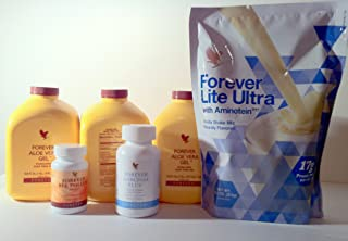 Forever Living CLEAN 9 Vanilla Ultra with Aminotein