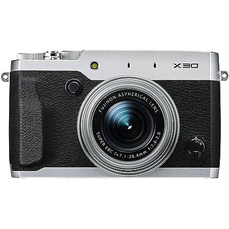 FUJIFILM デジタルカメラ X30 シルバー FX-X30 S