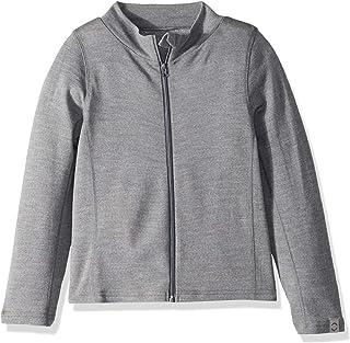 MIKK-Line - Melton Kids & Baby Infant, Toddler & Big Kid Long Sleeve Wool Zipper Cardigan