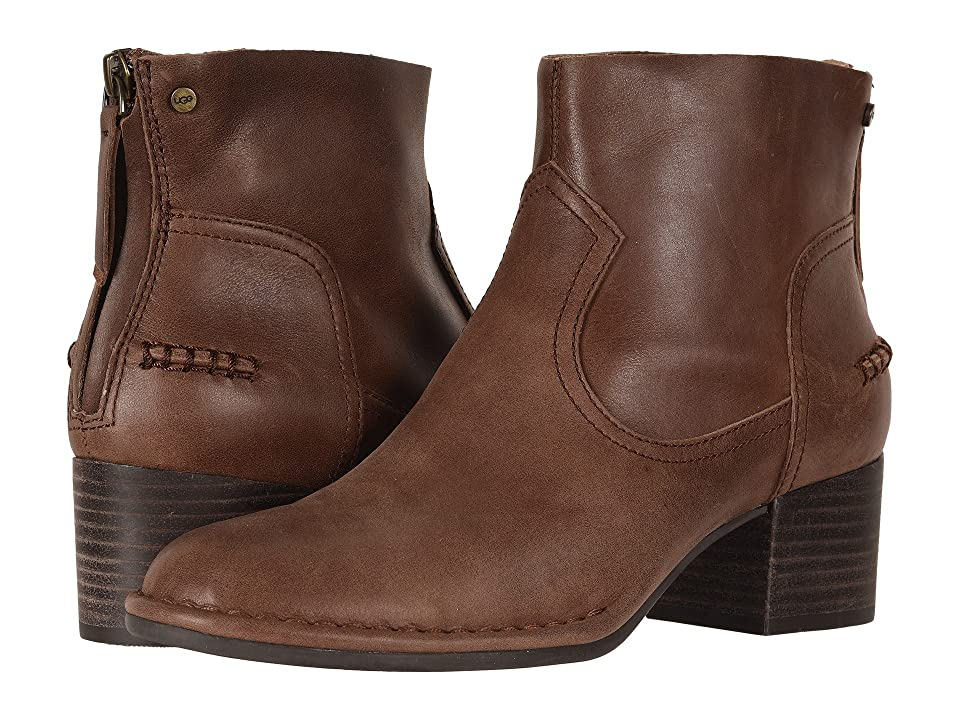 UGG Bandara Ankle Boot (Coconut Shell) Women