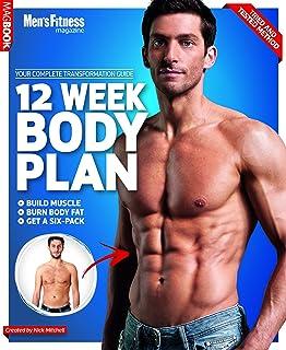 12 Week Body Plan MagBook (English Edition)