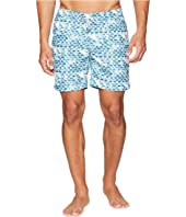 onia - Alek 7 Shell Stamp Swim Trunk