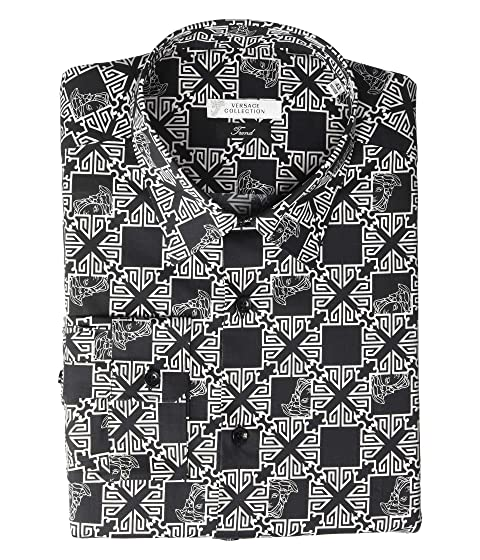 Versace Collection Combination Top