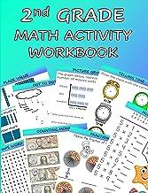 2nd Grade Math Activity Workbook