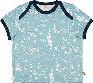 Loud + Proud T- Shirt Druck, Gots Zertifiziert Mixte bébé