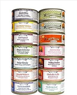 Weruva Dog Food Variety Box - All 14 Flavors - 5.5 Ounces Each (14 Cans - 1 of Each Flavor)