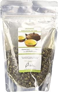 Hale Tea Green Tea, Jasmine Dragon Phoenix Pearl, 4-Ounce