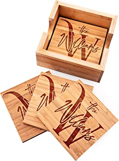 personalized wood carving