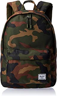 Herschel 10500-00032-Os Classic Unisex Casual Daypacks Backpack - Woodland Camo