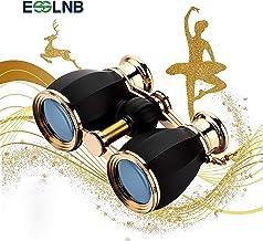 ESSLNB Opera Glasses Binoculars for Women Adults 4X30mm Theater Glasses Compact..
